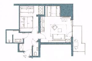 Wohnung 11 Grundriss